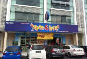 Kedai Makan Upin dan Ipin