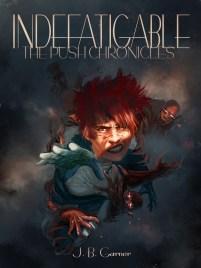 Indefatigable (cover)