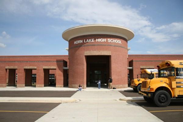 Horn Lake High School Jbhm Architecture