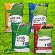 green thumb 4-step fertilizer