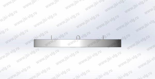 Крышка ПП 15.1 для колодца по ГОСТ 8020-2016