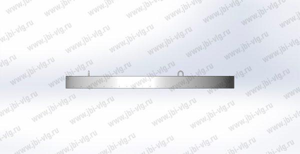 Крышка ПП 20.1 для колодца по ГОСТ 8020-2016