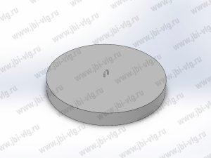 Люк бетонный для колодцев и септиков
