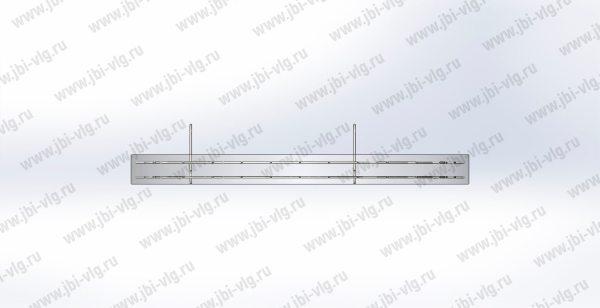 Плита днища колодца ПН 10 железобетонная по ГОСТ 8020-2016
