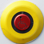 Picture of a push button.