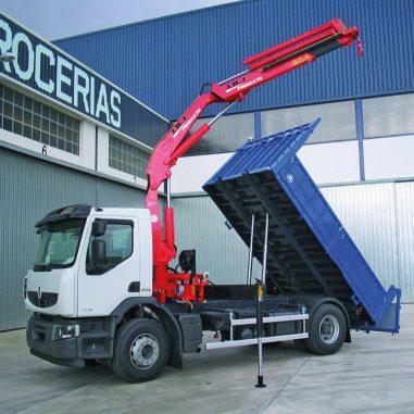 Industrial crane JBJ