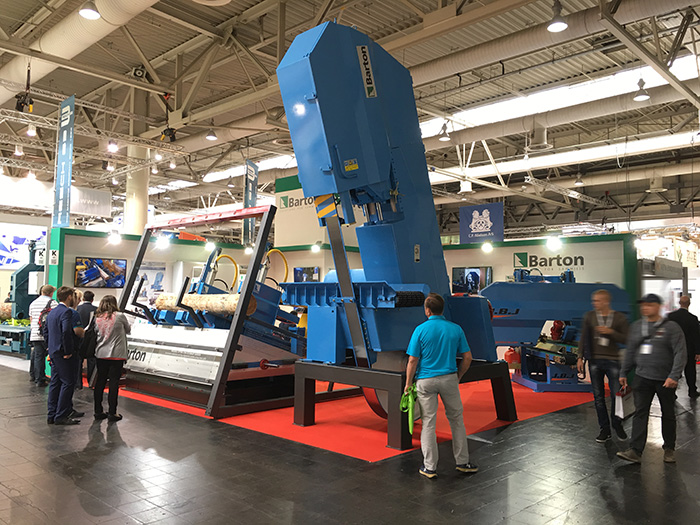 JBJ Products Once Again Participates In The Hannover Fair 2019 LIGNA (Germany)