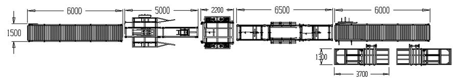 Planta línea completa manual JBJ