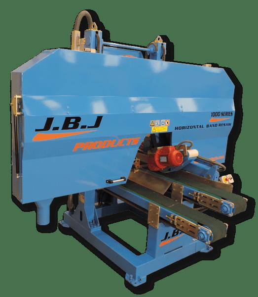 JBJ 1000 Series horizontal rip saw 200