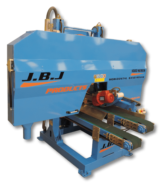 JBJ 1000 Series horizontal rip saw 200