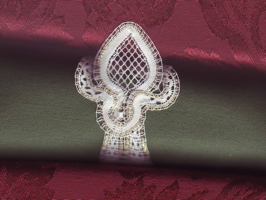 Napkin Ring 2 2007, Designed for the I.O.L.I. Convention Pattern CD