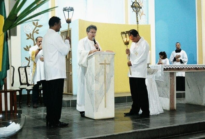 Santuário da Padroeira volta a reunir multidões em Paranaguá 1