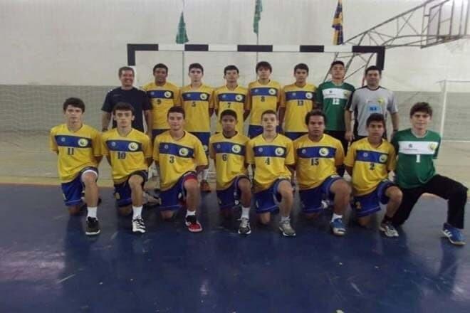 AHPA/Fundesportes participou da Copa São José de Handebol 1