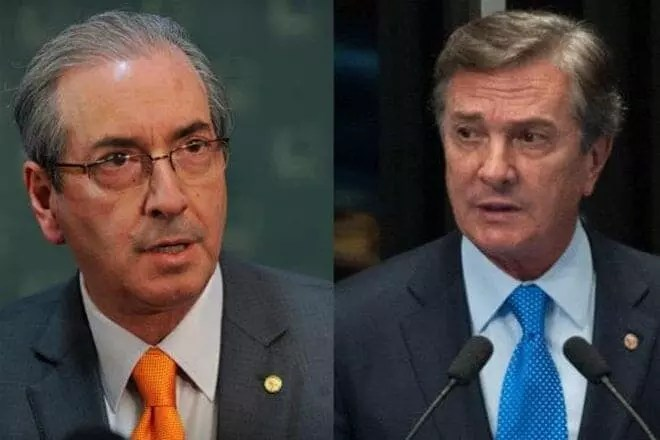 Janot denuncia Cunha e Collor e pede que deputado devolva US$ 80 milhões 1