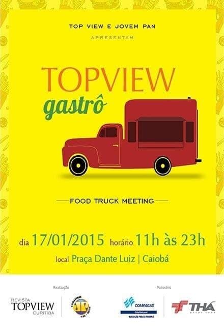 Food Truck Meeting invade litoral paranaense 1