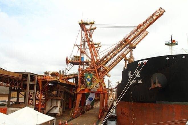 Porto de Paranaguá inaugura novos shiploaders e aumenta produtividade em 33% 1