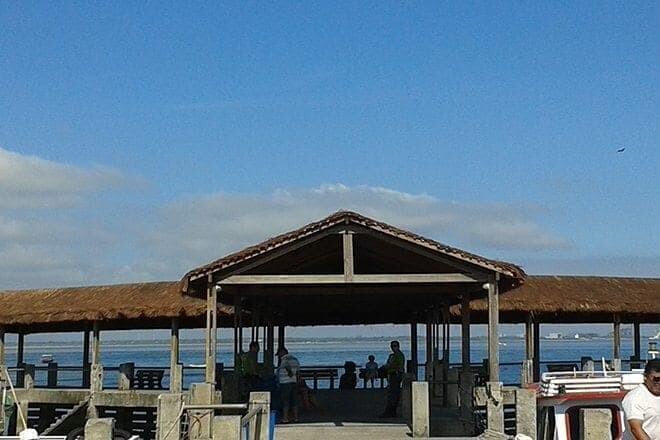 Reforma de trapiche da Ilha do Mel traz mais conforto para moradores e turistas 1