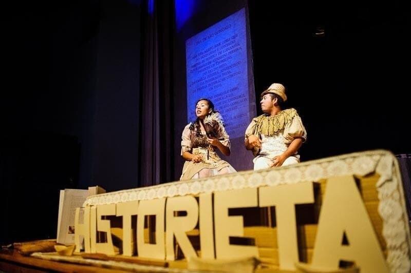 Festpar: peça conta história do Fandango e encena cultura do povo caiçara 1