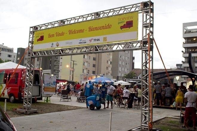 Food Truck Meeting reuniu 20 mil pessoas no litoral paranaense 1