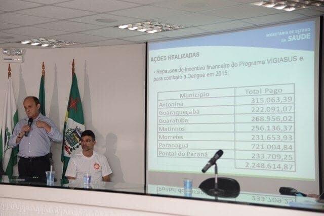 Governo garante mais R$ 7 milhões para a saúde dos municípios do Litoral 1