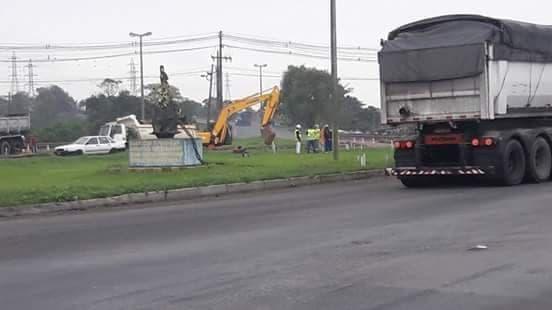 Obras do viaduto na entrada de Paranaguá começam nesta terça-feira 1