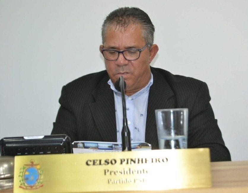 Presidente da Câmara de Antonina dificulta o trabalho da imprensa nas sessões 1