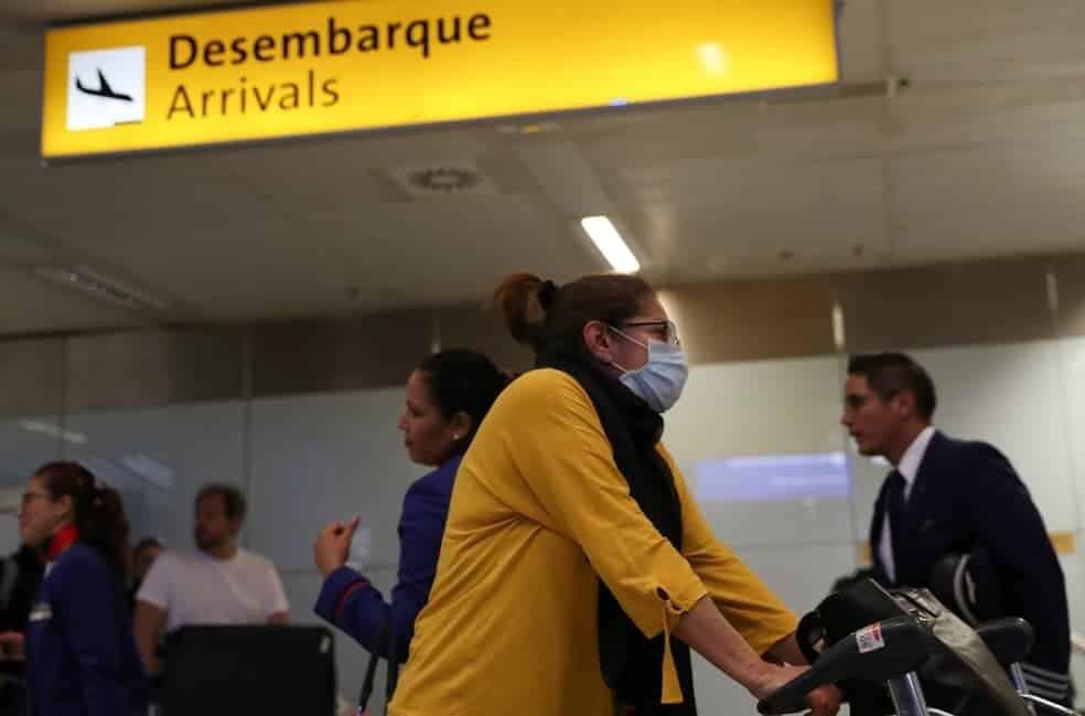 Brasil tem 13 casos confirmados de novo coronavírus 1