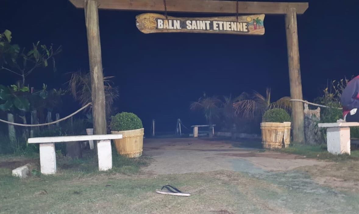 Tentativa de assalto ocorreu no balneário Saint Etinne