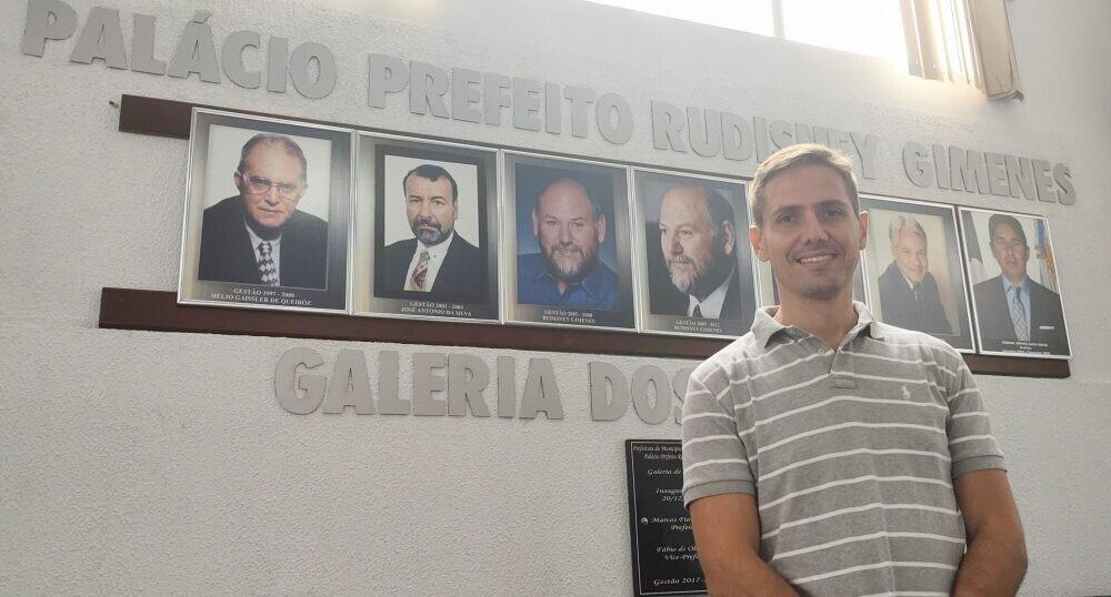 Prefeito de Pontal diz que a falta de dinheiro não é um dos problemas do município 1