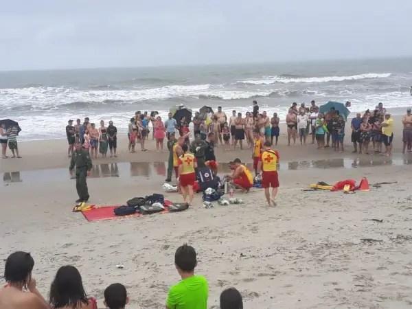Em 30 dias da Operação Verão, 6 pessoas morreram afogadas no Litoral 1