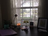 On this writer's desk, October 2, 2019