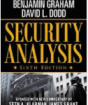 best trading books security analysis