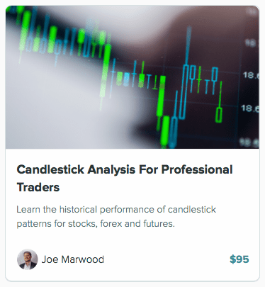 candlestick analysis course