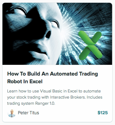 automated trading course
