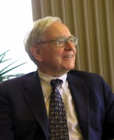 warren buffett picture