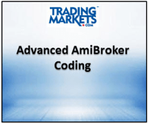 Advanced amibroker coding trading markets