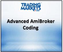 Advanced amibroker coding trading markets
