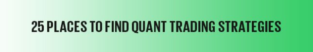 25 places to find quantitative trading strategies online header image