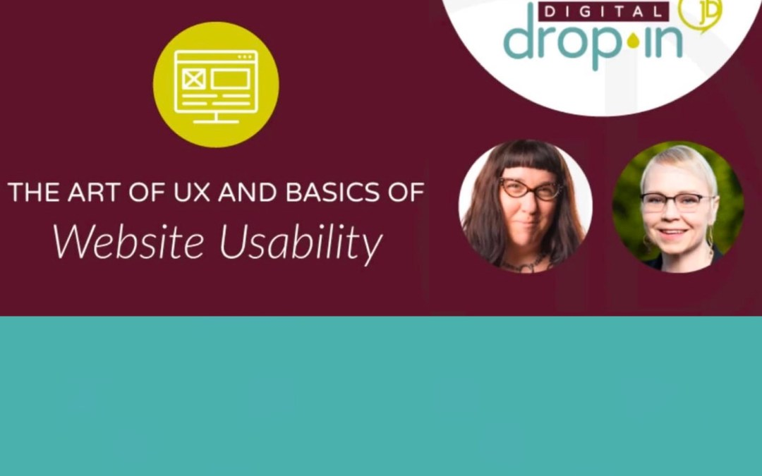The Art of UX and Basics of Website Usability
