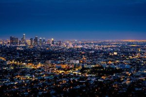 Los Angeles, one of the best places for young professionals in California