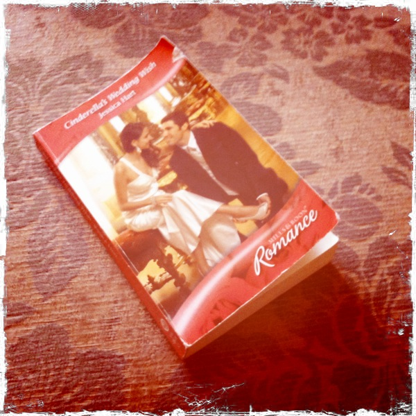 Day Zero Project: 57. Read a Mills and Boon Novel.  TICK