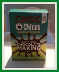 Yummy chocolate making kits from chocchick.com