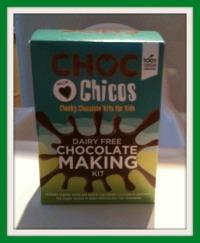 Yummy chocolate making kits from chocchick.com