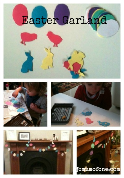 Top 3 Easter Crafts for Toddlers
