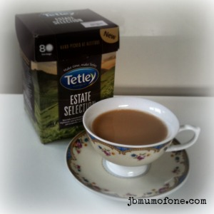Prize Draw: New Tetley Estate Selection Tea