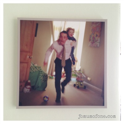 The Perfect Personal Fathers Day Gift: Your Image 2 Canvas Review