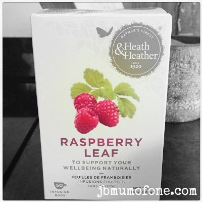 Raspberry Leaf Tea Hopeful Face