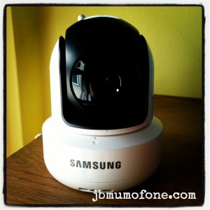 Samsung Safewview SEW-3037Wvideo baby monitor