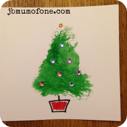 toddler craft super simple xmas cards