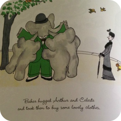 This month we love…plus Babar giveaway